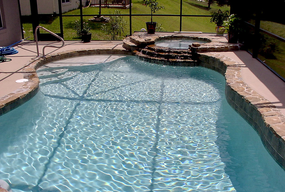 Tips for swimming pool maintenance all year round - Expert tips small swimming pools designs ...