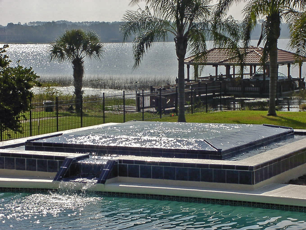 Infinity Swimming Pool Design Ideas.