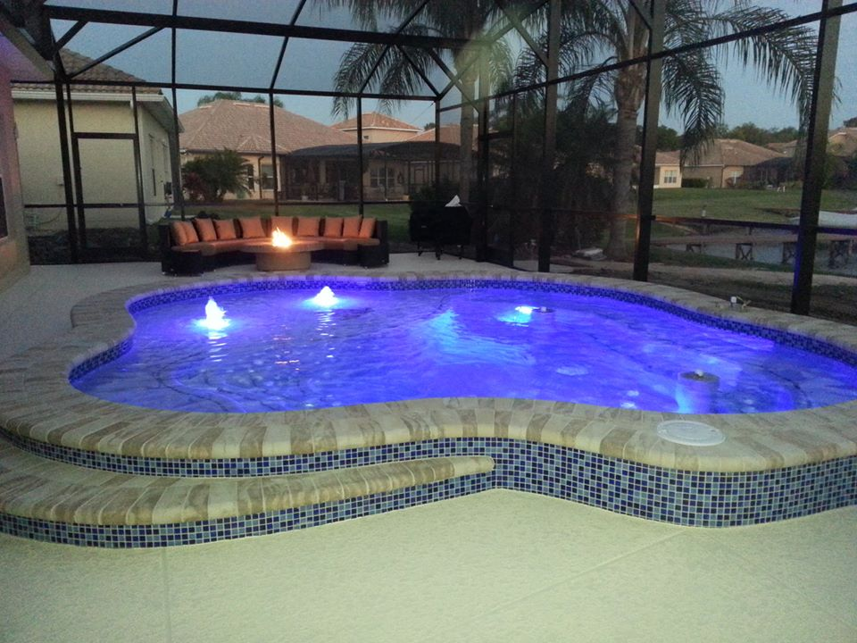 Spools Spool Pool American Pools Amp Spas Orlando Vero