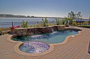 Outdoor Pool Builder