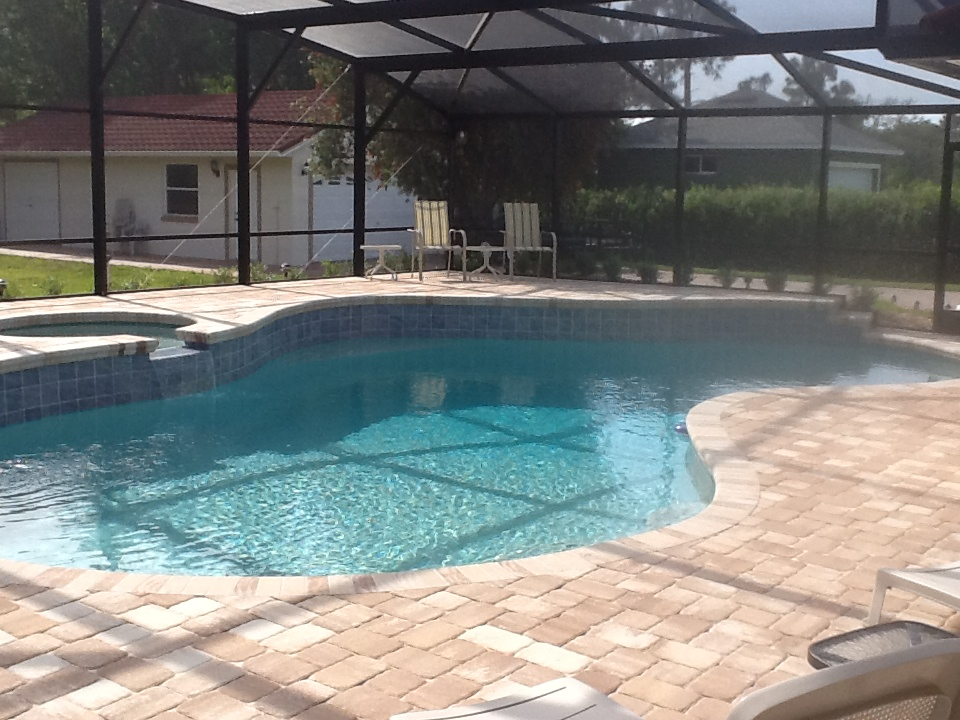 Pool Deck Pavers Orlando Fl American Pools Spas
