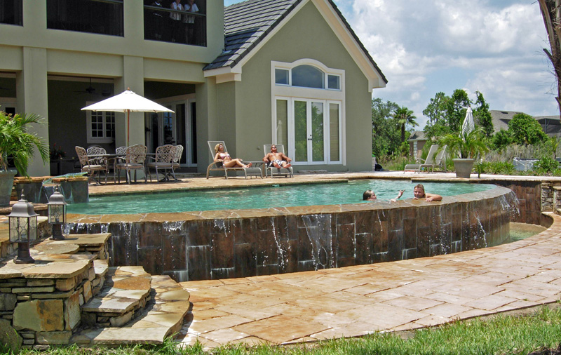 Chlorine Vs Salt Water Pool Faqs