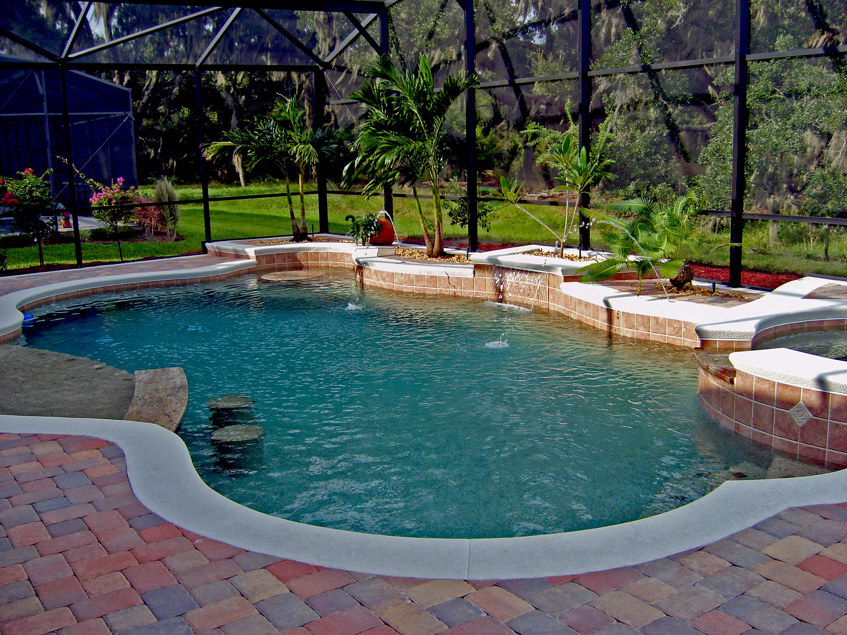 Basic features that affect the cost to build a pool for Pool design basics