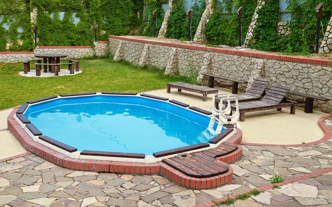 Best pool designs for a small yard american pools spas for Best pool design 2015