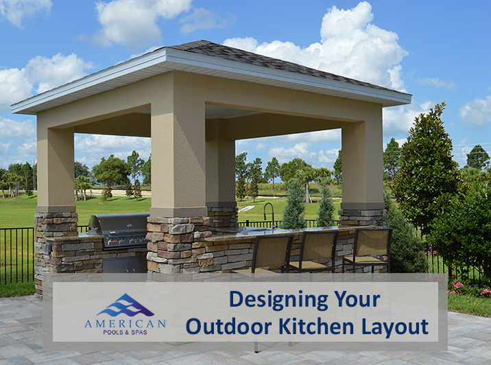 Designing Your Outdoor Kitchen Layout