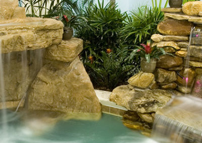 pools-with-rock-formations