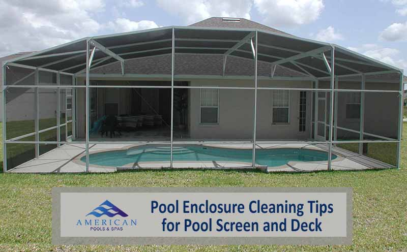 Pool Enclosure Cleaning Tips Jpg